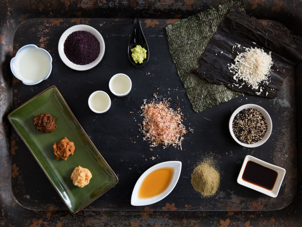 Tủ bếp Nhật-Hàn